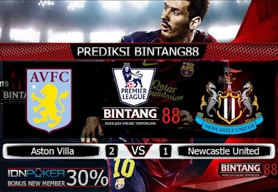 Prediksi Skor Aston Villa Vs Newcastle United 26 November 2019
