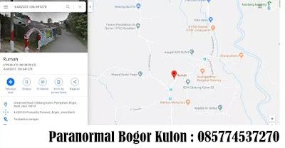 paranormal ampuh di bogor