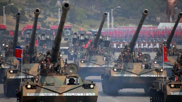 Corea del Norte advierte de 'súper poderoso ataque' contra EEUU
