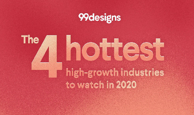 The top 4 emerging industries to watch in 2020  #infographic
