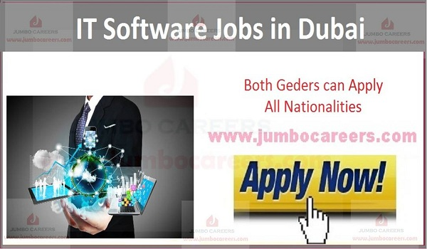 Current IT jobs in Dubai,