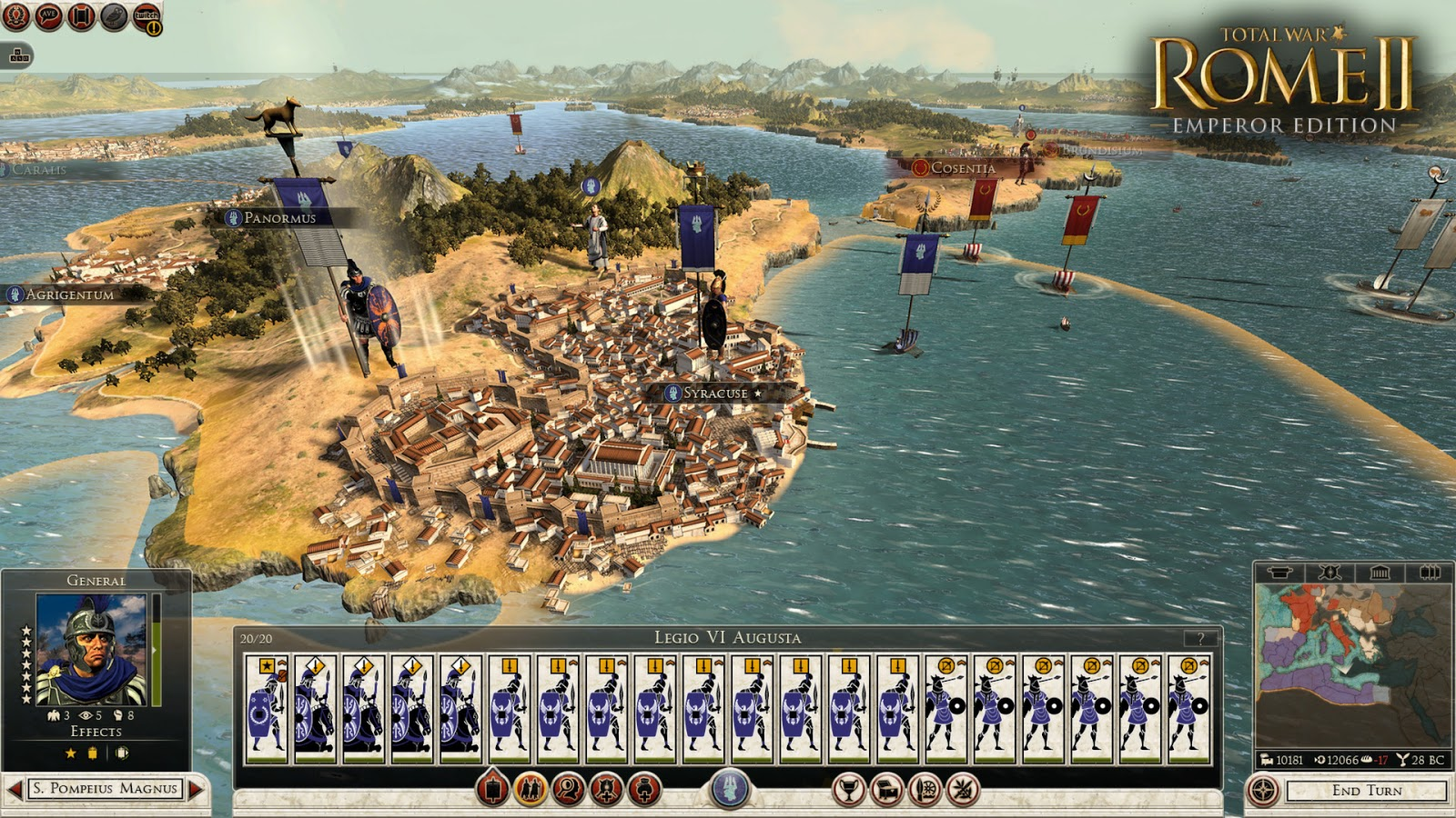 Total War Rome 2 Emperor Edition PC Game Free Download