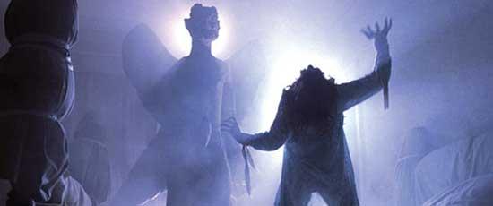 películas de terror el exorcista niña poseída