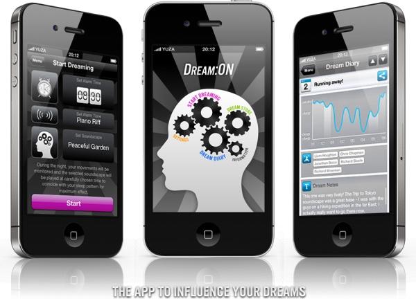 Aplikasi iPhone Dream:ON