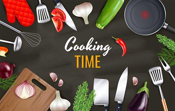 Improve Cooking Skills