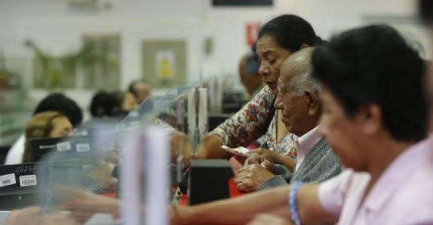 ONP Adelantará Pago de Pensiones en Marzo (R. VM. Nº 001-2018-EF/52)