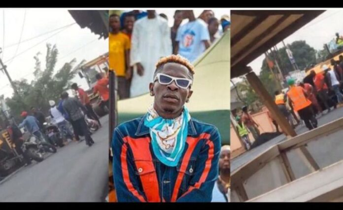 I Will Forever Be Ghana's Satan - Shatta Wale (Read more)