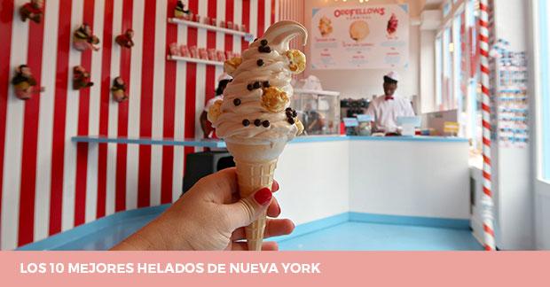 helados Nueva York