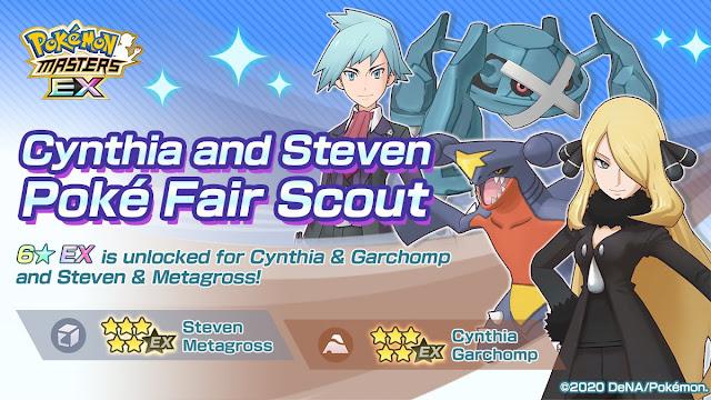 Cynthia & Steven Poke Fair Scout