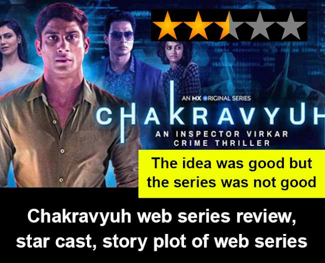 Chakravyuh-web-series-review-story-star-cast-total-episodes