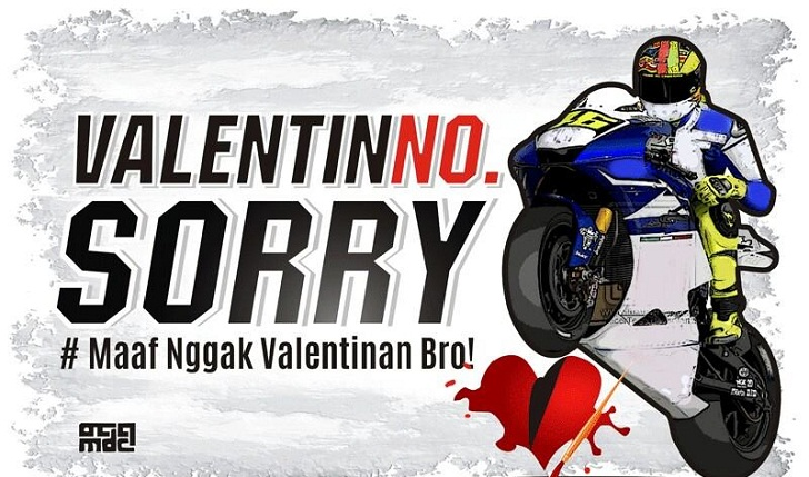 Hari Valentine=Hari Penuhanan Hawa Nafsu
