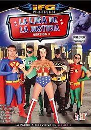 La liga de la justicia Versión X