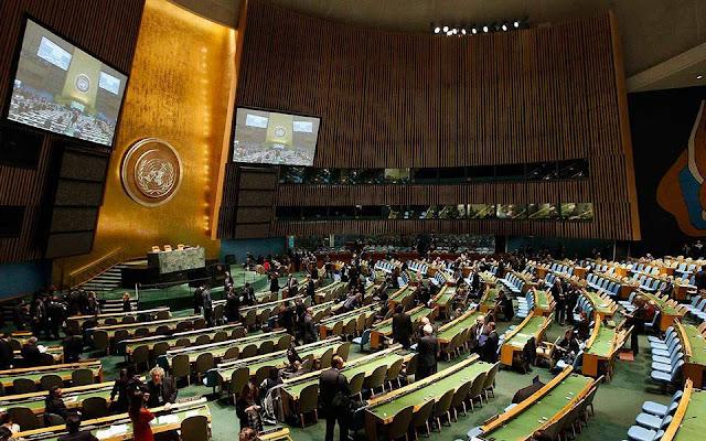 Αιχμές Γερμανίας κατά ΗΠΑ στον ΟΗΕ: Το διεθνές δίκαιο δεν είναι μενού à la carte