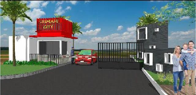 SRIMAHI CITY RUMAH SUBSIDI DOUBLE DINDING KONSEP CLUSTER DI BEKASI