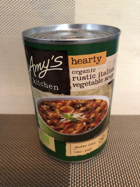 vegan tinned soup