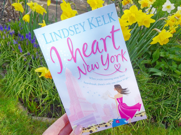 I Heart New York by Lindsey Kelk | Book Review