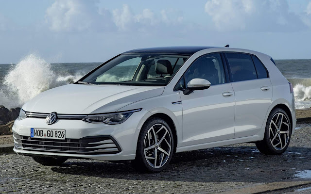 Golf e T-Cross finalistas do Melhor Carro do Mundo 2020