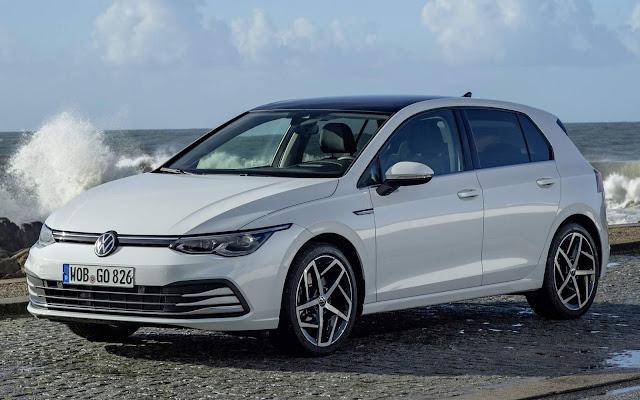 VW Golf é o carro mais vendido da Alemanha em 2019