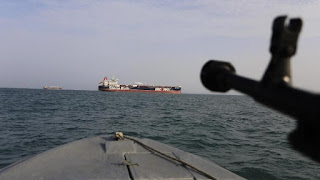 150 Rudal di Laut Arab Disita, Milik Negara Syiah Iran?