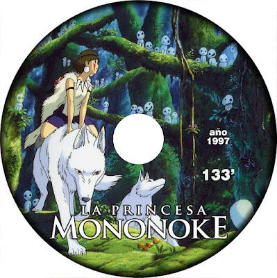 La princesa Mononoke - [1997]