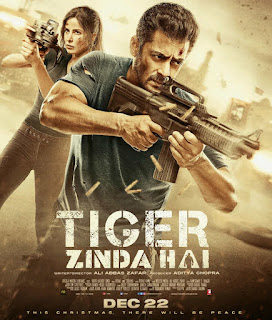 مشاهدة فيلم Tiger Zinda Hai 2017 مترجم