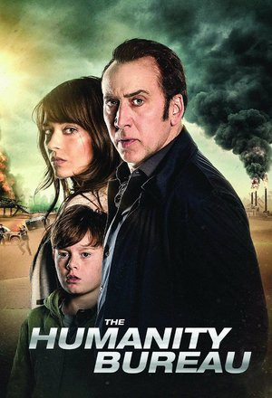 Poster The Humanity Bureau 2017