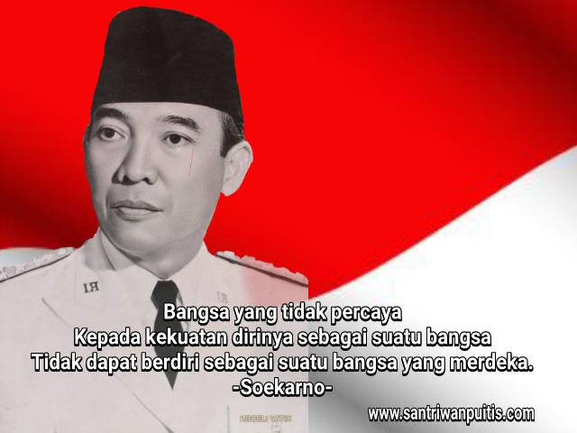 Kumpulan Kata Kata Nasionalisme 8 Kata Kata Ir Soekarno