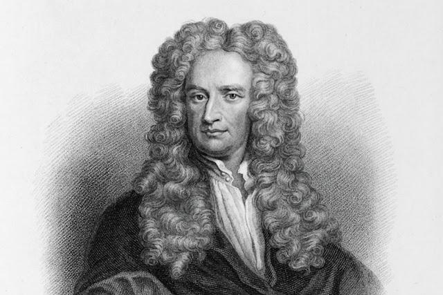 """أثناء الوباء، كان إسحاق نيوتن يعمل من المنزل أيضاً """" أستخدم الوقت بحكمة """""""