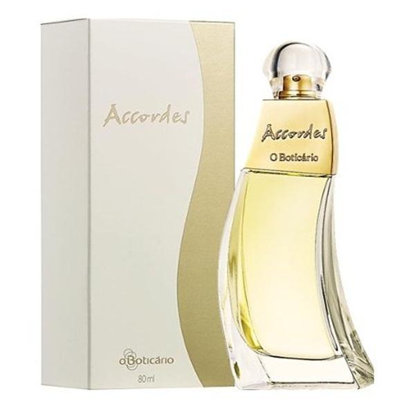 Perfume Accordes - O Boticário