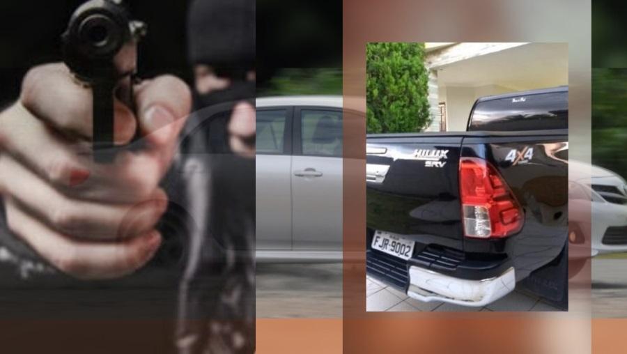 Assaltantes roubam ao menos dois carros em sequência e valor em dinheiro no interior de Juazeiro (BA) - Portal Spy Noticias