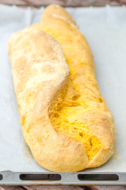 Sweet Potatoe Bread