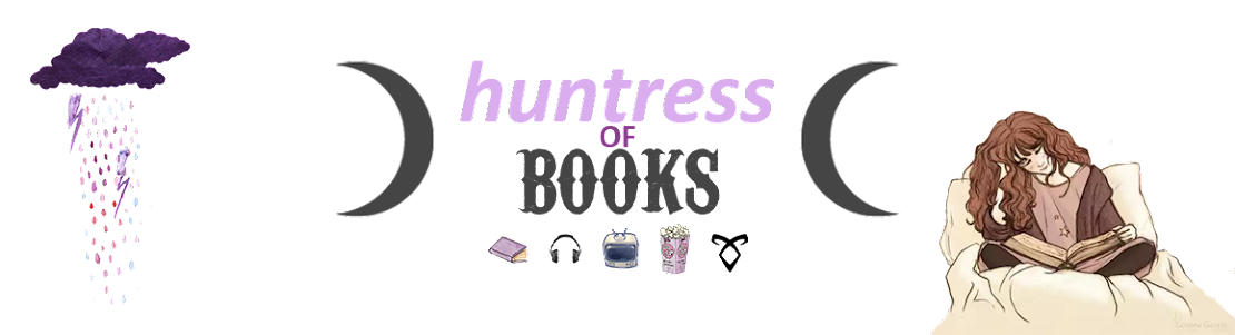 Huntress of Books