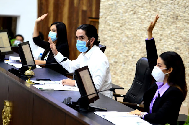 LXII Legislatura avala proceso para la Glosa del Segundo Informe de Gobierno