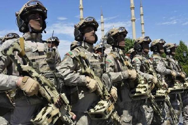 Militer Rusia sedang siaga