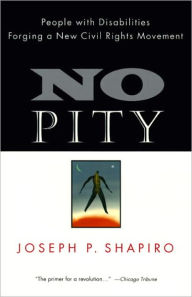 "The cover of the book ""No Pity"" by Joseph Shapiro"