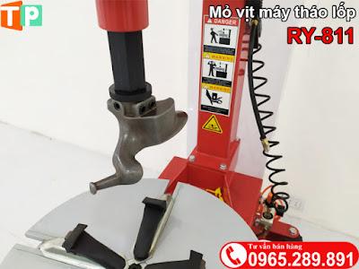 Mỏ vịt máy tháo lốp Rotaly RY811