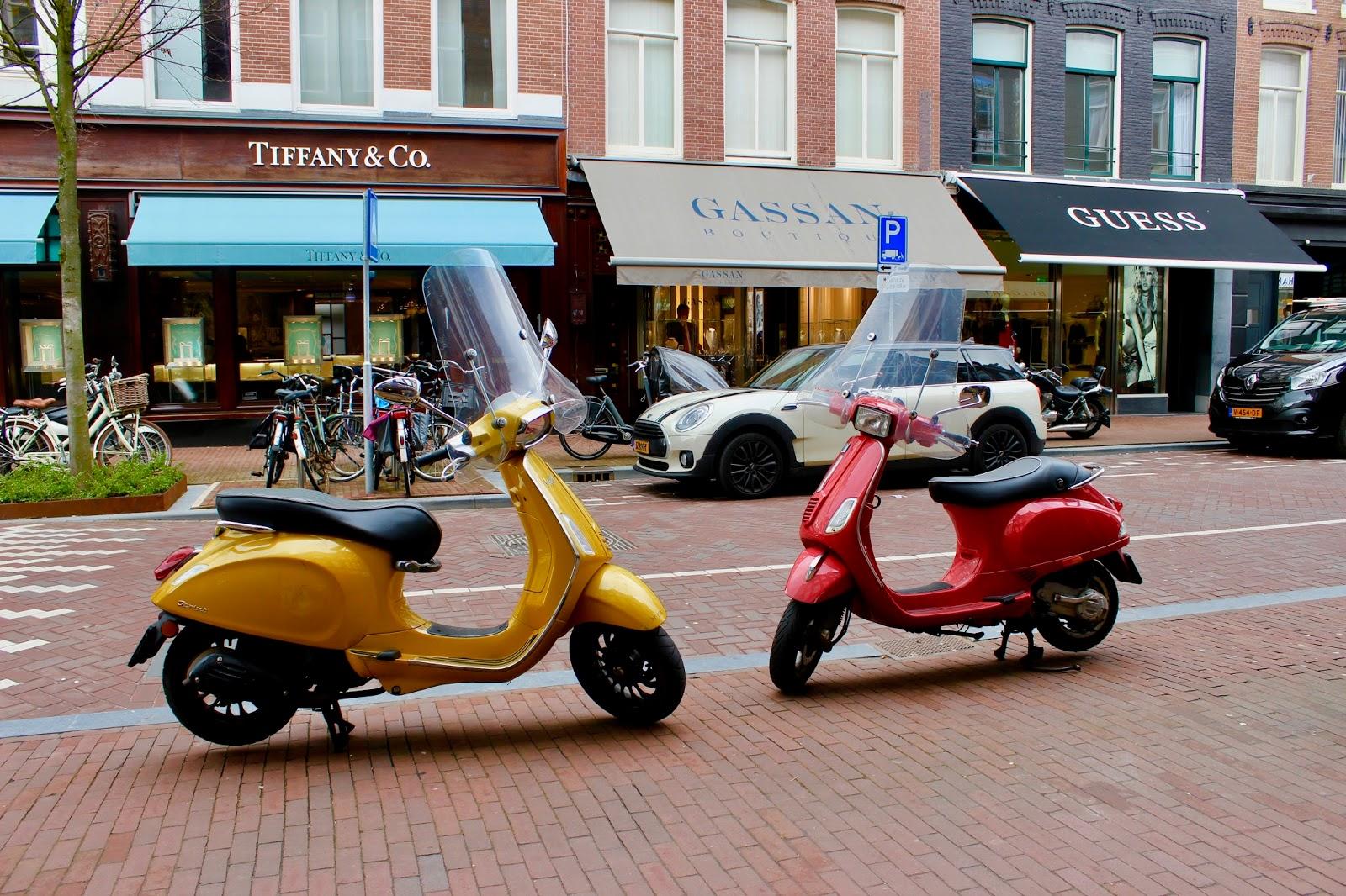 Hooftstraat Amsterdam