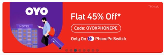 Oyo offer banner