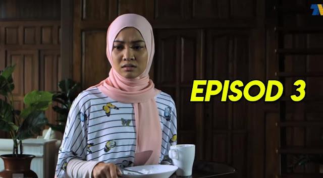 Tonton Drama Seindah Tujuh Warna Pelangi Episod 3 Full.