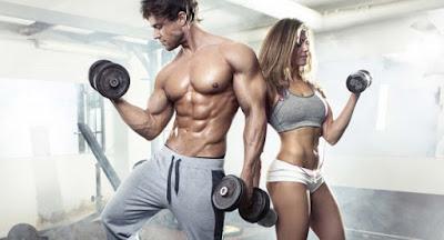 tập gym giúp bạn tăng cường sinh lực tốt hơn