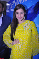 Mannara Chopra Looks Cute in Yellow Salwar Suit ~  Exclusive 09.JPG