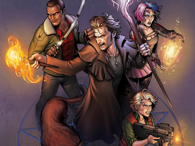 Primer vistazo a Dresden Files Accelerated (Evil Hat)