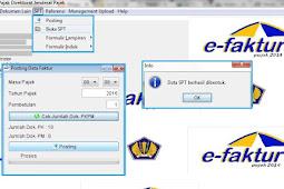 Cara Pembetulan SPT Masa PPN e-Faktur