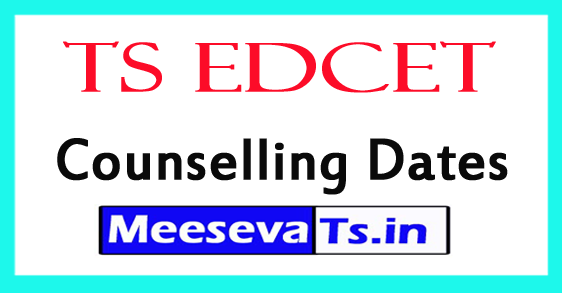 TS EDCET Counselling Dates 2017