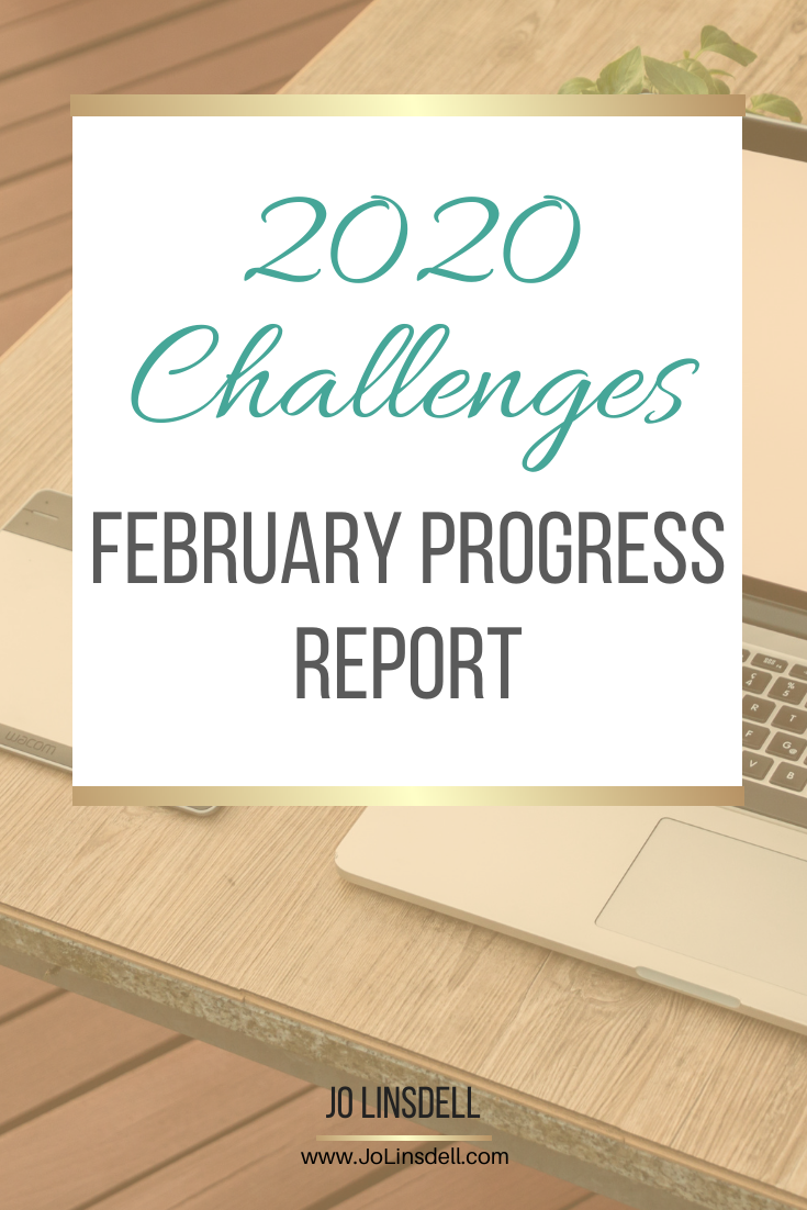 2020 Challenges: February Update