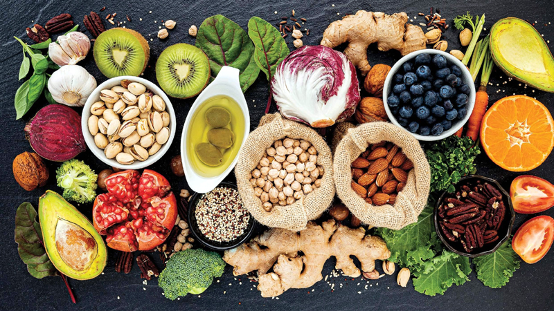 5 Foods That Boost The Immune System