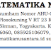 Daftar Peserta Diklat Daring Gamifikasi Quizizz Matematika Nusantara