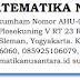 Launching Produk BATIK Matematika Nusantara
