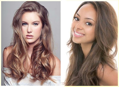 Ash Brown Hair Color - Best Hair Color For Brown Skin And Black Eyes Indonesia