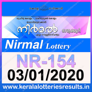 "KeralaLotteriesresults.in, ""kerala lottery result 3 1 2020 nirmal nr 154"", nirmal today result : 3/1/2020 nirmal lottery nr-154, kerala lottery result 03-01-2020, nirmal lottery results, kerala lottery result today nirmal, nirmal lottery result, kerala lottery result nirmal today, kerala lottery nirmal today result, nirmal kerala lottery result, nirmal lottery nr.154 results 3-1-2020, nirmal lottery nr 154, live nirmal lottery nr-154, nirmal lottery, kerala lottery today result nirmal, nirmal lottery (nr-154) 3/1/2020, today nirmal lottery result, nirmal lottery today result, nirmal lottery results today, today kerala lottery result nirmal, kerala lottery results today nirmal 3 1 20, nirmal lottery today, today lottery result nirmal 3-1-20, nirmal lottery result today 3.1.2020, nirmal lottery today, today lottery result nirmal 3-1-20, nirmal lottery result today 03.01.2020, kerala lottery result live, kerala lottery bumper result, kerala lottery result yesterday, kerala lottery result today, kerala online lottery results, kerala lottery draw, kerala lottery results, kerala state lottery today, kerala lottare, kerala lottery result, lottery today, kerala lottery today draw result, kerala lottery online purchase, kerala lottery, kl result,  yesterday lottery results, lotteries results, keralalotteries, kerala lottery, keralalotteryresult, kerala lottery result, kerala lottery result live, kerala lottery today, kerala lottery result today, kerala lottery results today, today kerala lottery result, kerala lottery ticket pictures, kerala samsthana bhagyakuri"